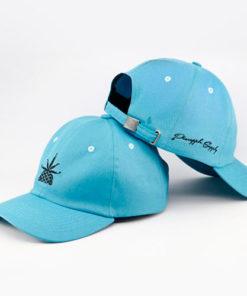 Bone-Pineapple-Dad-Hat-azul