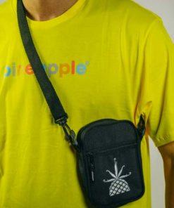 White Pin Shoulder Bag