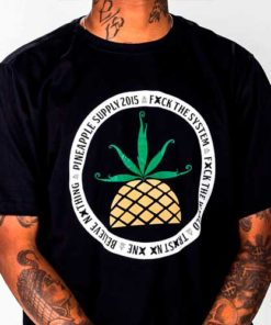 Camisa Pineapple Black Logo