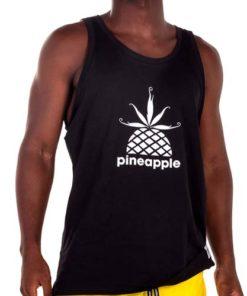 Camisa-Regata-Pineapple-Original-preta