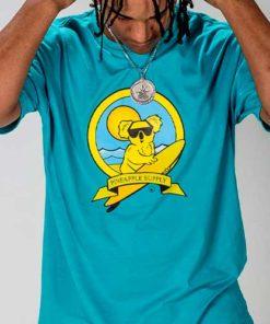 Camisa Pineapple Austrália